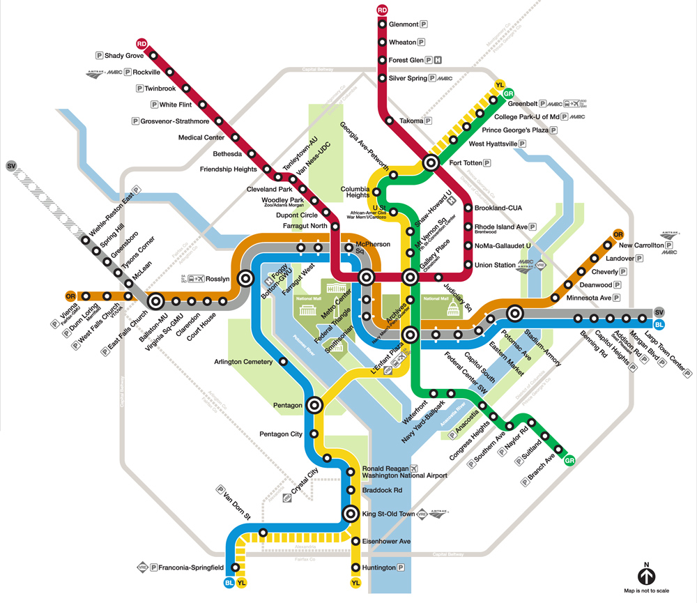 Silver line to go active July 4