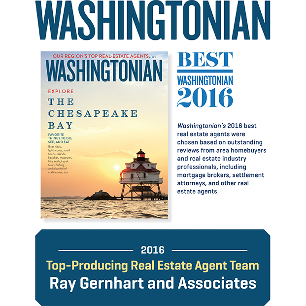 Washingtonian2016_Top_Producing_Real_Estate_Agent_Team
