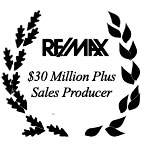 Re/Max $30 Million Plus sales Producer
